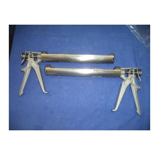 Zementspritzen / Cement injectors