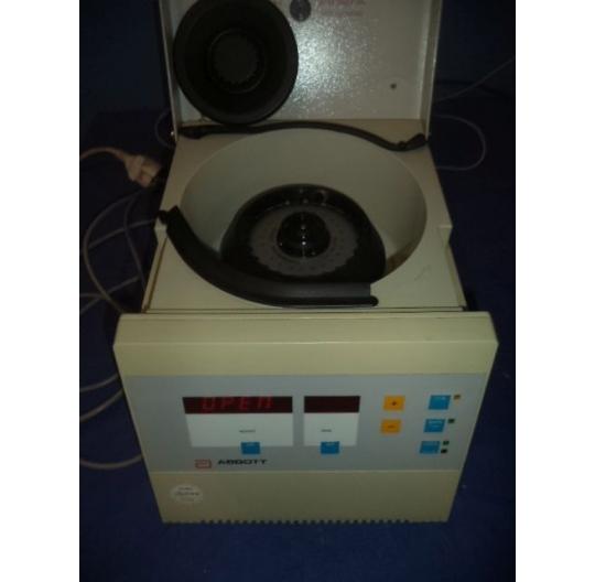 Hematokrit centrifuge