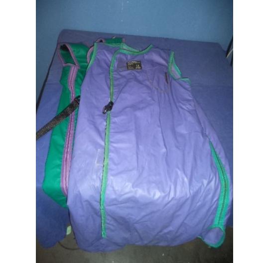 Röntgenschürze / lead apron XL