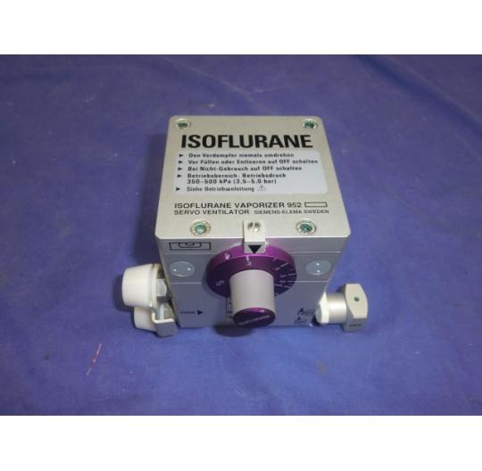 Isoflurane Vaporizer 952