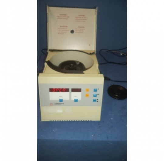 Tischzentrifuge / table centrifuge