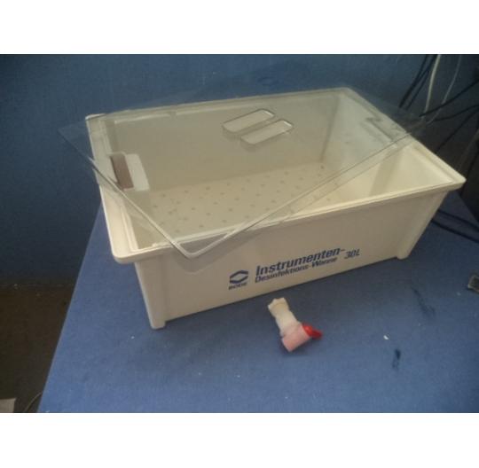 Instrumenten-Desinfektions-Wanne 30L