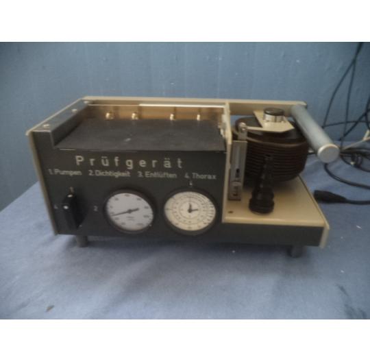Prüfgerät /Testing device