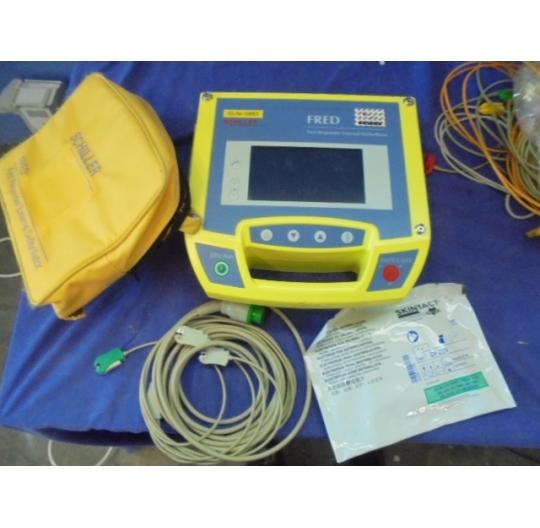 FRED AED Defibrillator