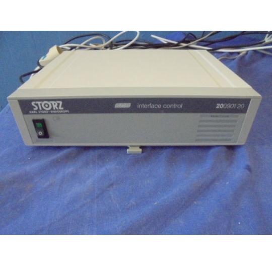 SCB Interface Control