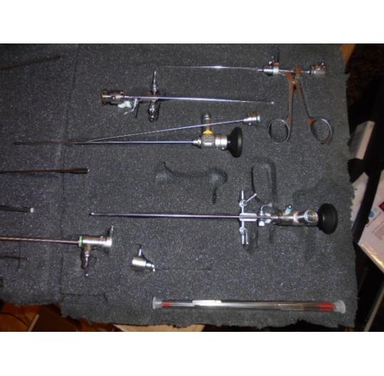 Urology Children set complete