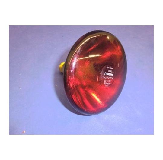 Theratherm de Lux 150W Rotlicht-Glühbirne