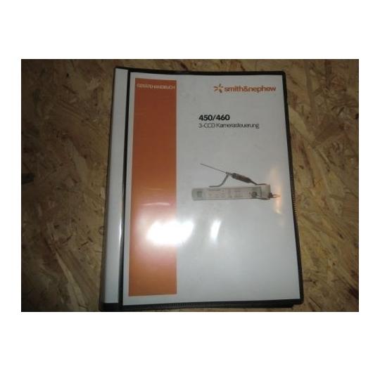 450/460 3-CCD Kamera