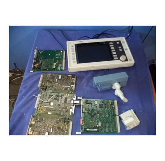 Evita 4 - spare parts/ersatzteile
