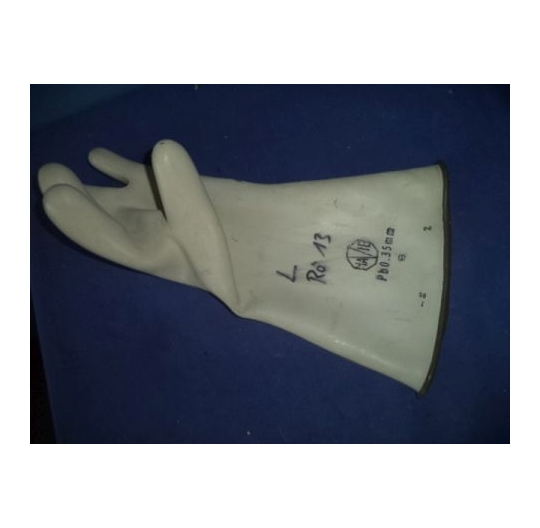 Röntgenhandschuh / x-ray clove